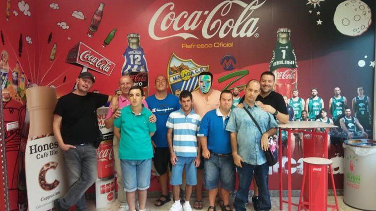 Visita a la fábrica de Coca-Cola