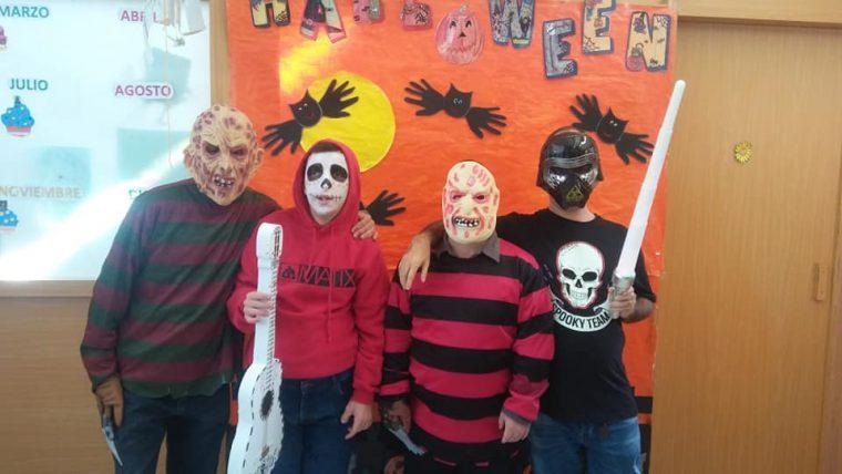 Fiesta de Halloween