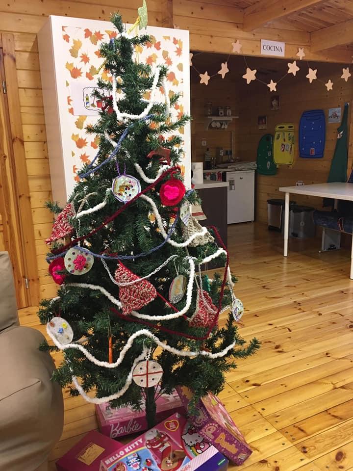 La Navidad llega a San Vicente de Paul
