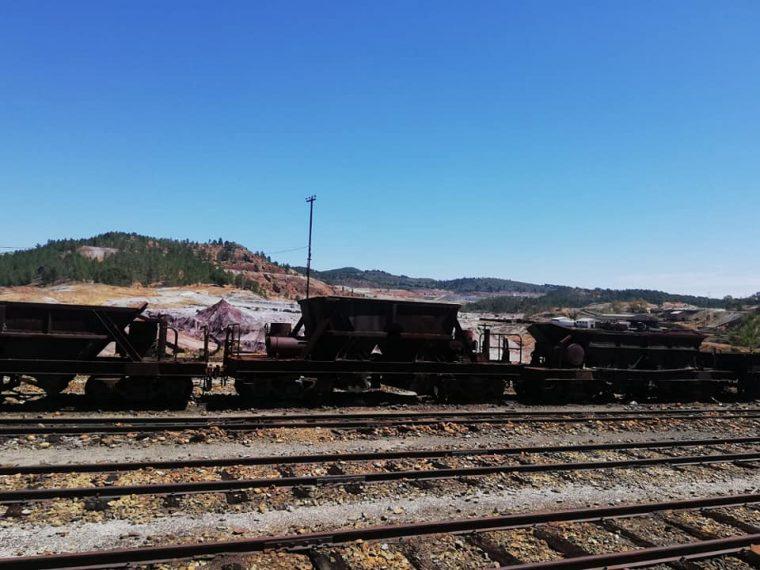 Visita al Parque Minero Rio tinto